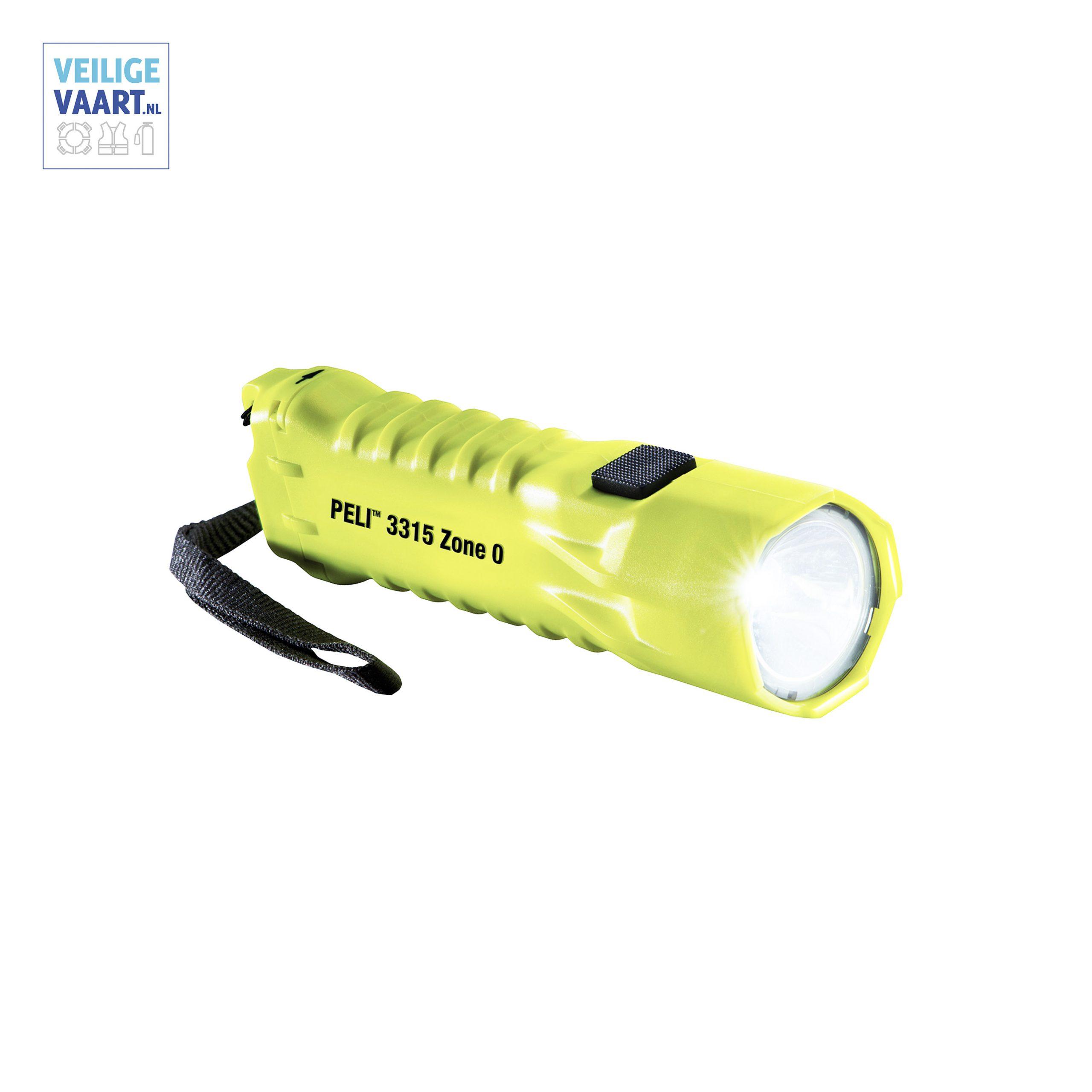 Peli 3315Z0 LED zaklamp, Waterdichte zaklantaarn