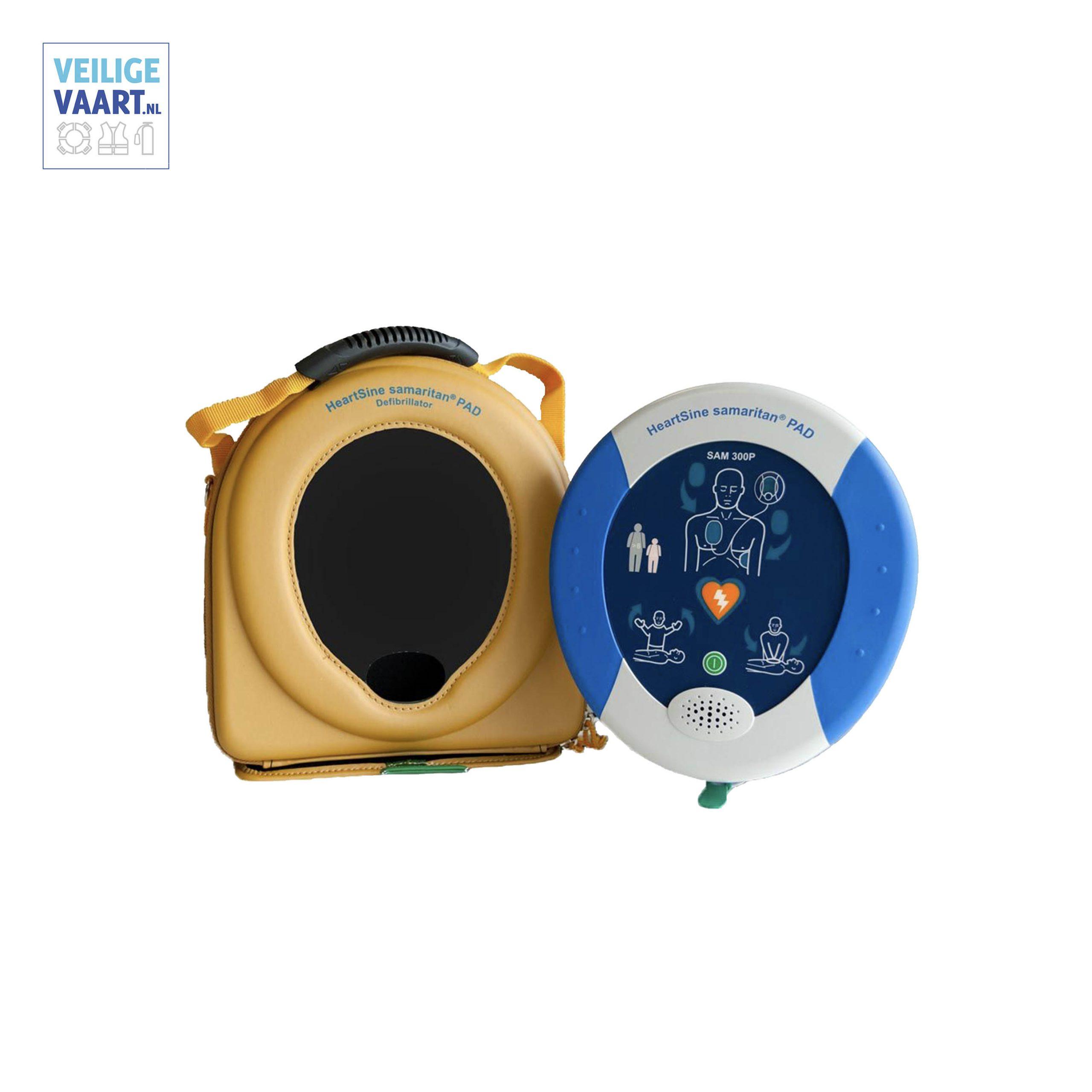 AED HeartSine Samaritan 300 - 350 - 360