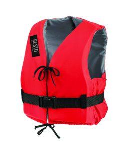 zwemvest besto dinghy 50n rood veiligevaart