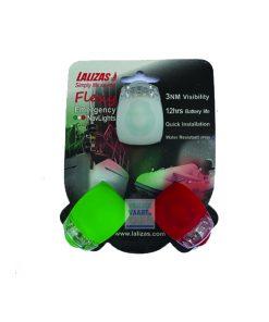 lalizas noodverlichting 3 kleuren