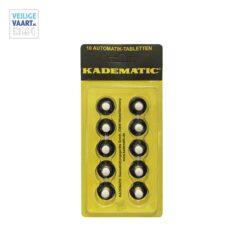 kadematic re-arming pillen