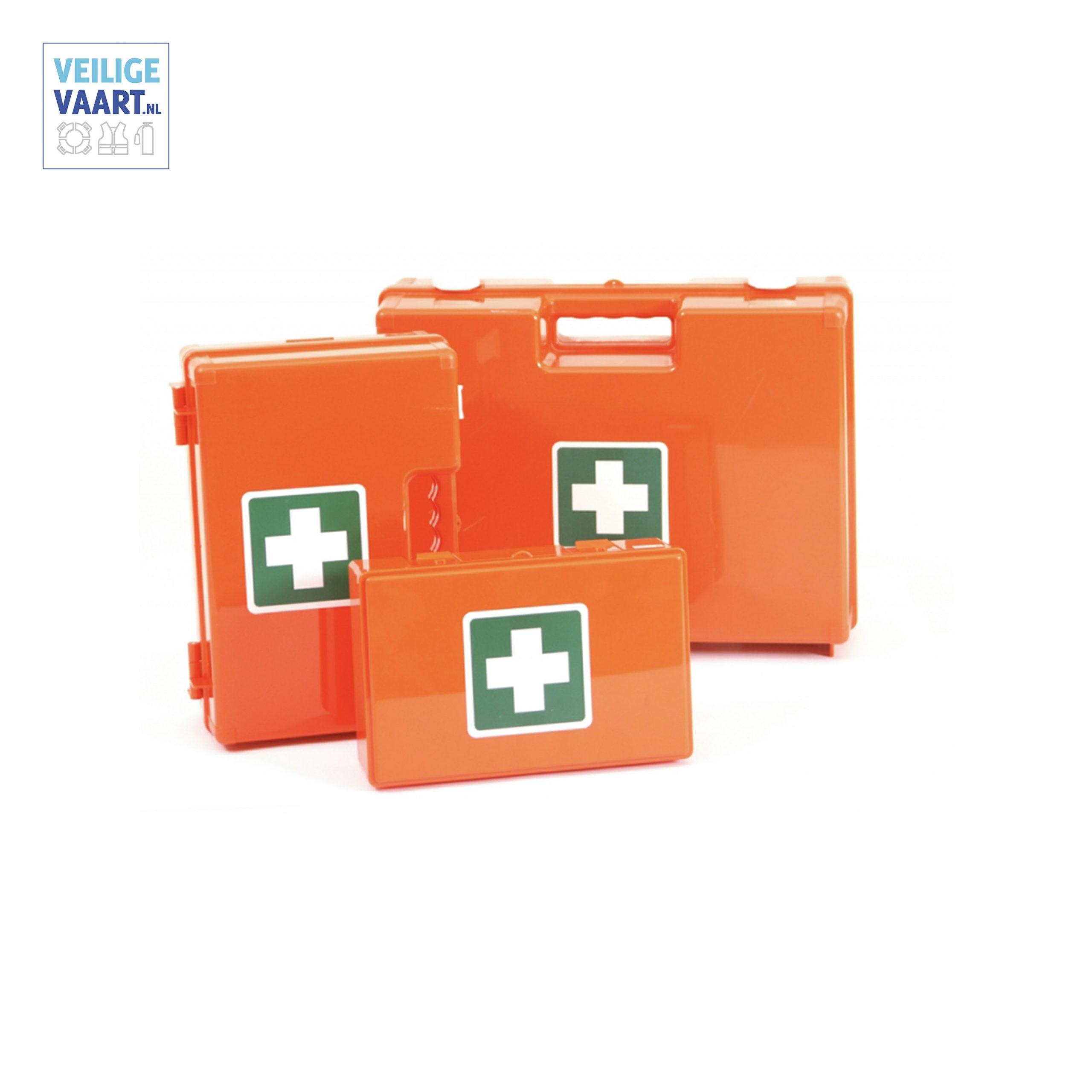 EHBO koffer Oranje