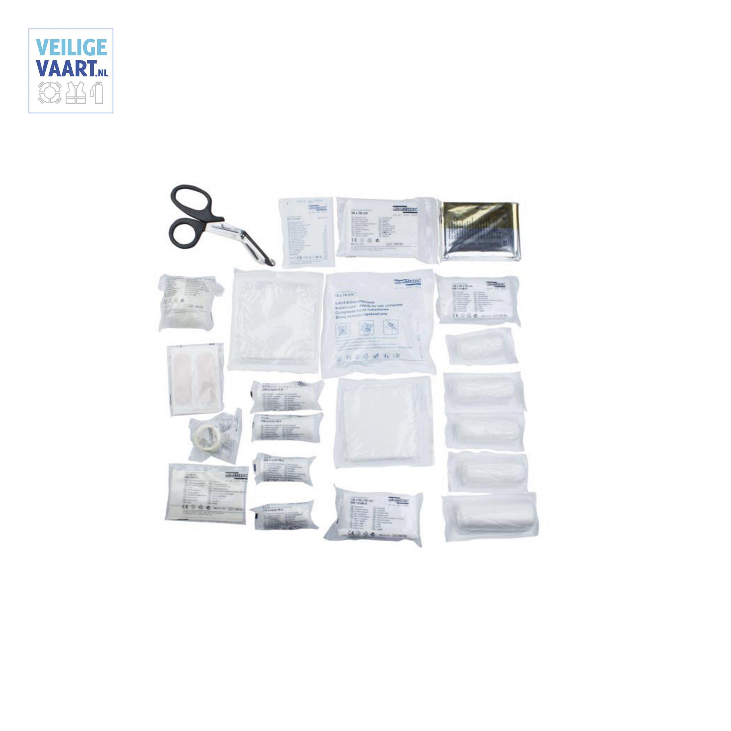 EHBO koffer inhoud DIN 13157