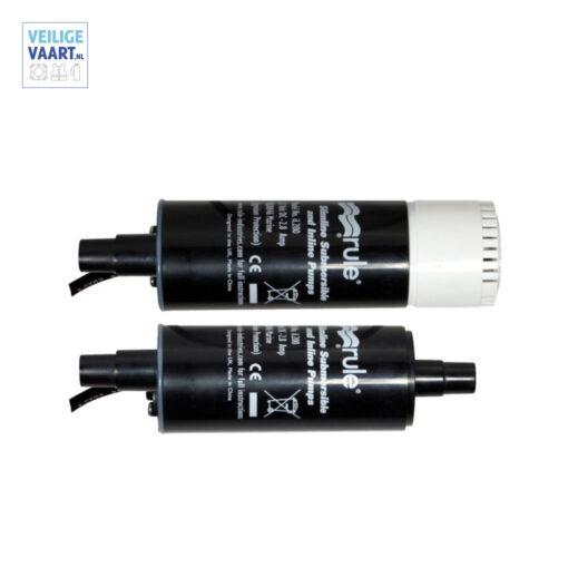 Slimline pomp multifunctioneel accu, zuigpomp water slimline