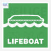 Lifeboat Pictogram