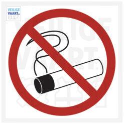 No smoking, pictogram