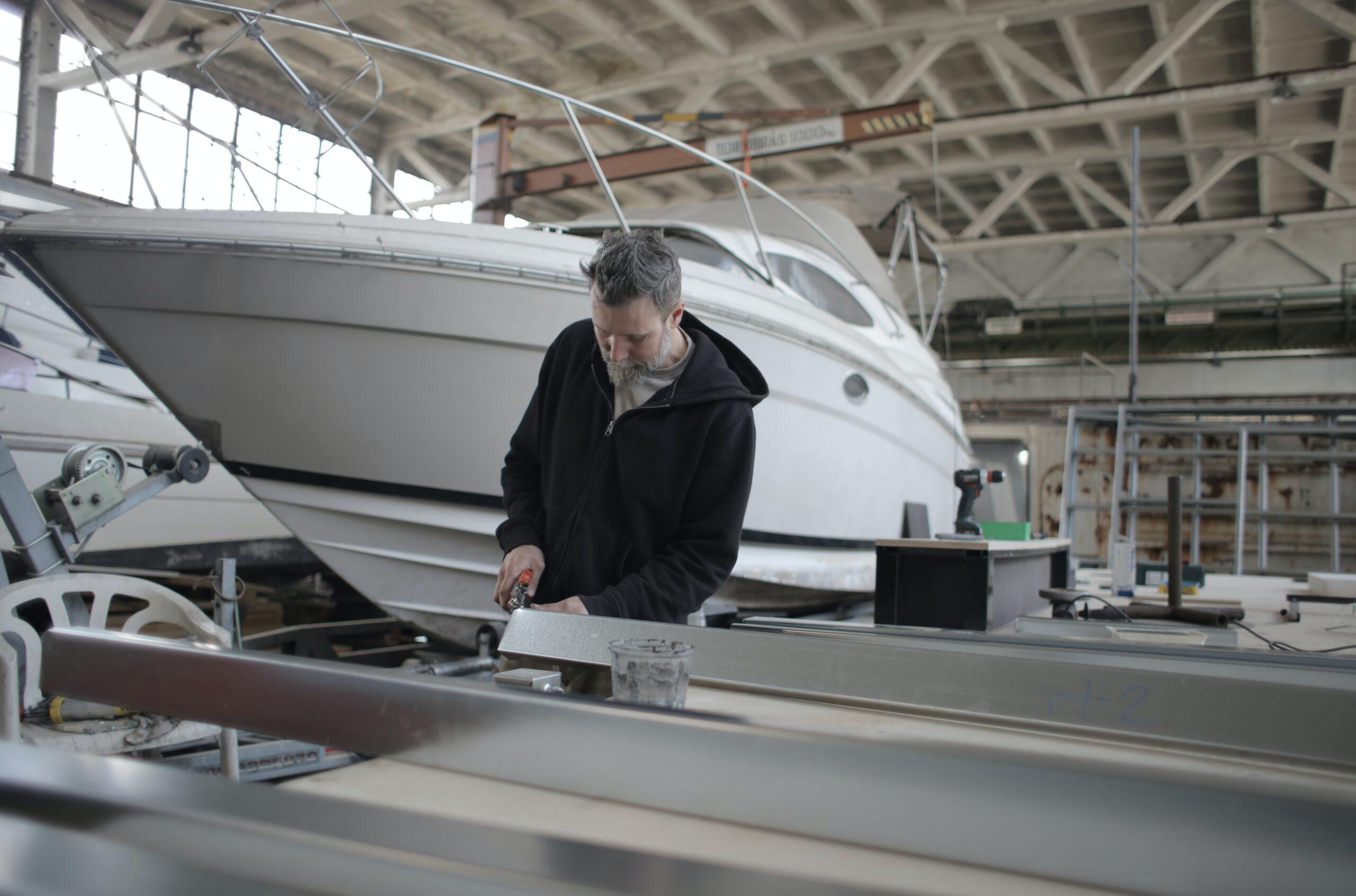 onderdelen boot keuren veilig varen