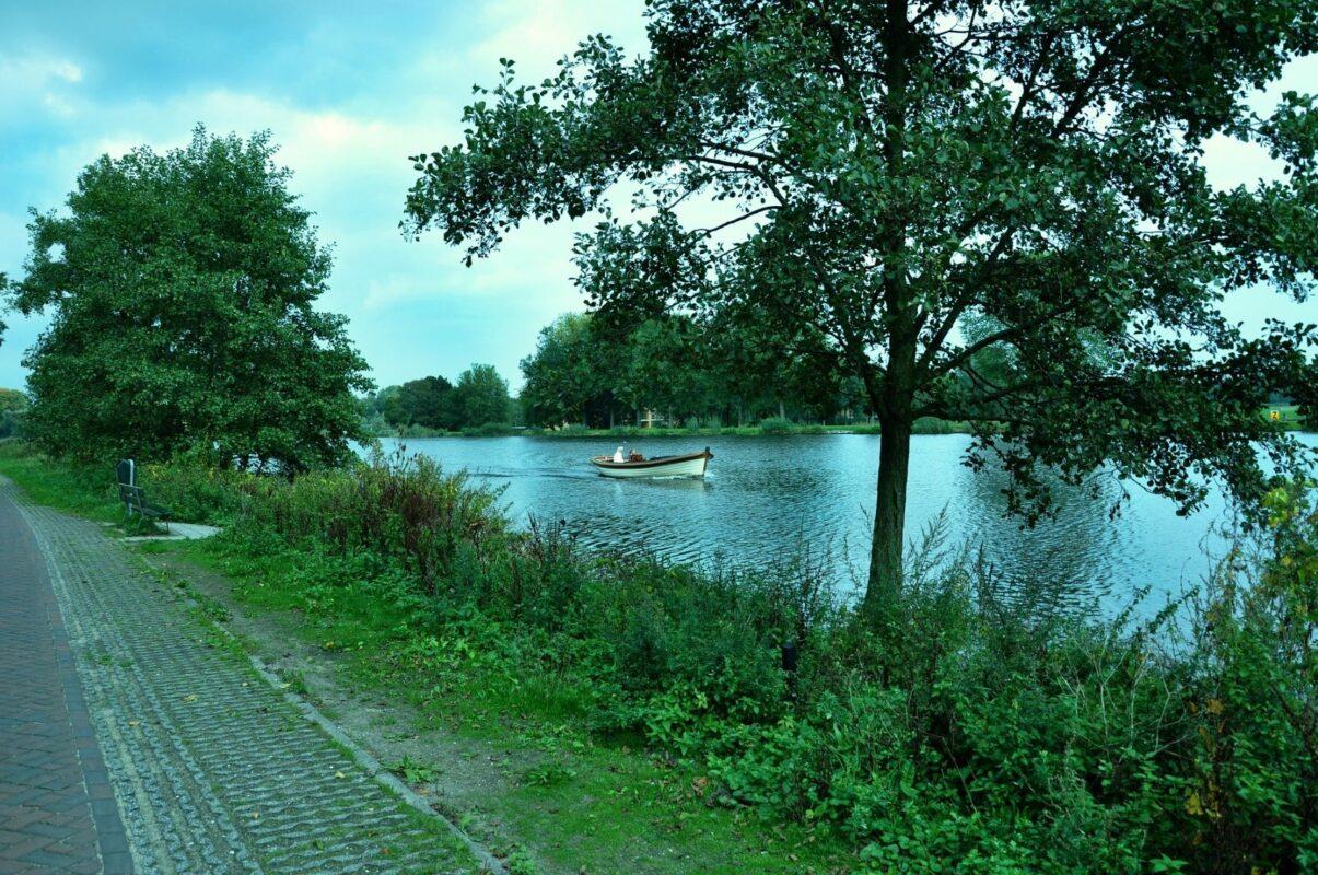 gebieden watersport