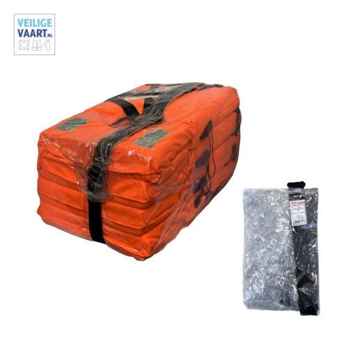 tas voor reddingsvesten