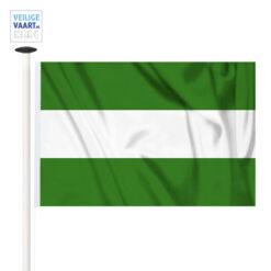 vlag rotterdam